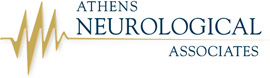 Athens Neurological Associates logo.
